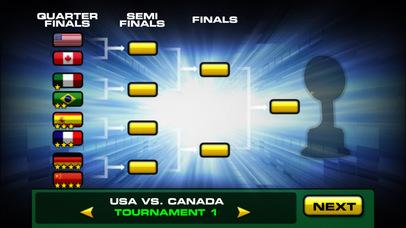 World Cup Table Tennis screenshot 5