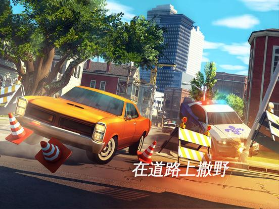 孤胆车神:新奥尔良 - 在线开放世界游戏
