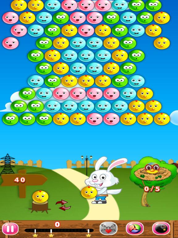 Baby Bubble Bird Rescue: Puzzle Blastscreeshot 4