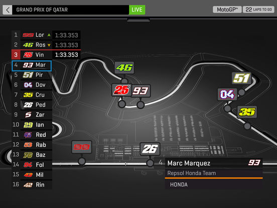 MotoGP™ Screenshots