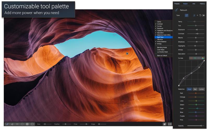 Picktorial for Mac 3.0.5 破解版 – 专业级照片编辑器-爱情守望者