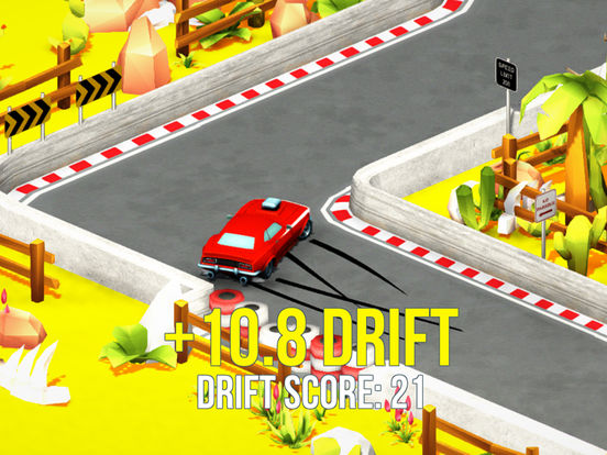 Tap n Drift для iPad