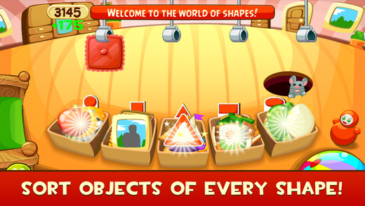 Shape Sorter Pro - Preschool Playgroud Screenshots