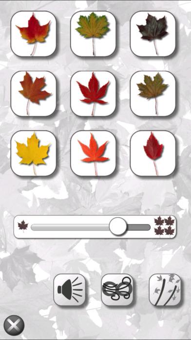 Leaves Screenshots
