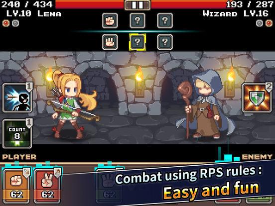 RPS Saga Screenshots
