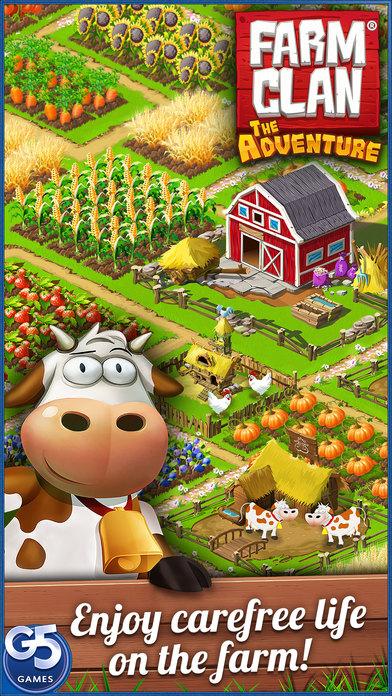 Screenshot #6 for Farm Clan®: Farm Life Adventure