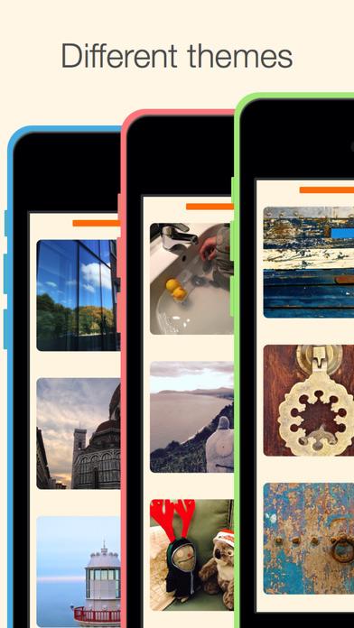 FlipMemory iPhone Screenshot 1