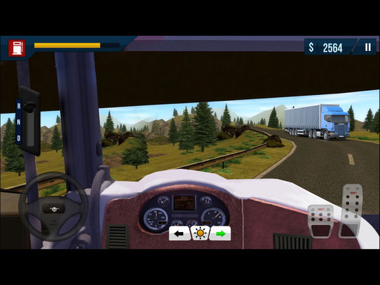 Arab Cargo Truck Driving Simulator Pro screenshot 10