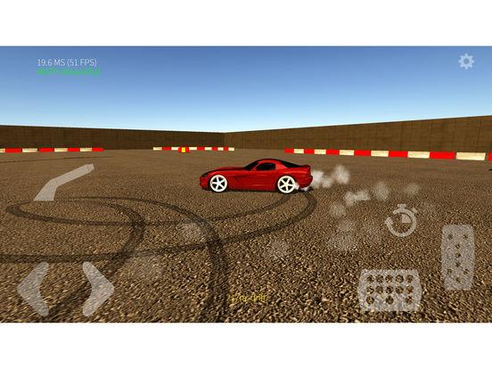 Скачать American Muscle Cars Drift 3D