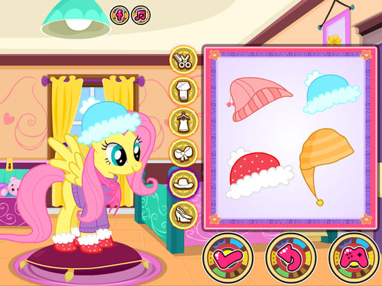 App Shopper My Pony Princess Dressup Fashion Style Girl