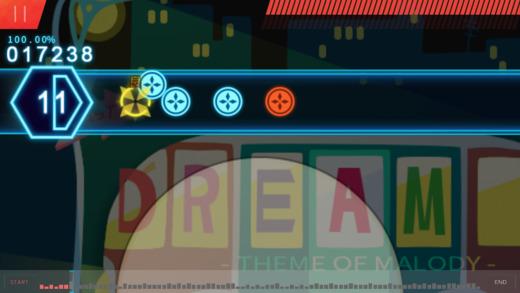 Malody - The ultimate music game simulator Screenshots