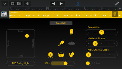 Screenshot #9 for GarageBand