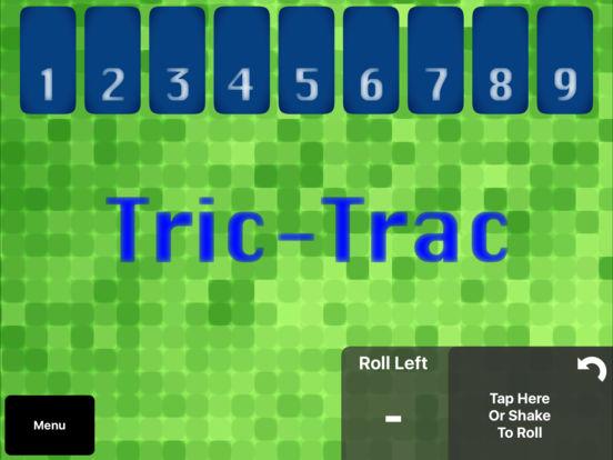 Tric-Trac iPad Screenshot 1