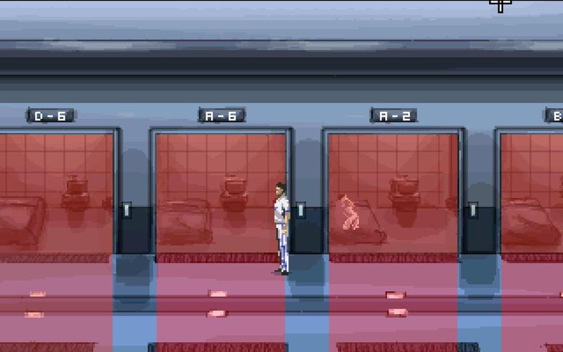 Gemini Rue Screenshots