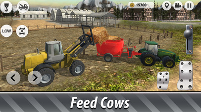 Euro Farm Simulator: Cows Full screenshot 2