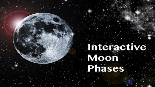 Interactive Moon Phases - Lunar Cycle and Calendar Screenshots