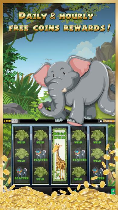 Screenshot 2 Moolah World Mega Slots
