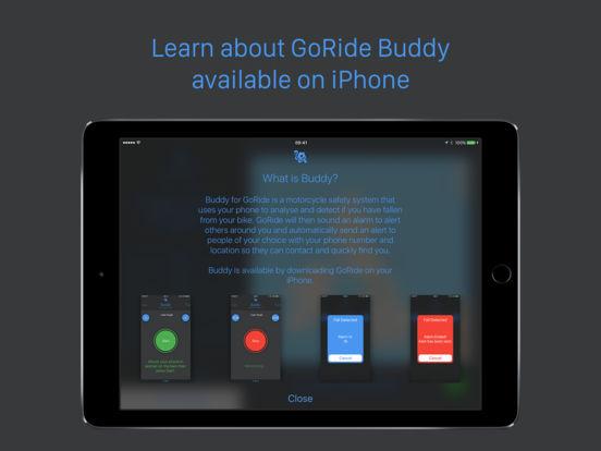GoRide Screenshots