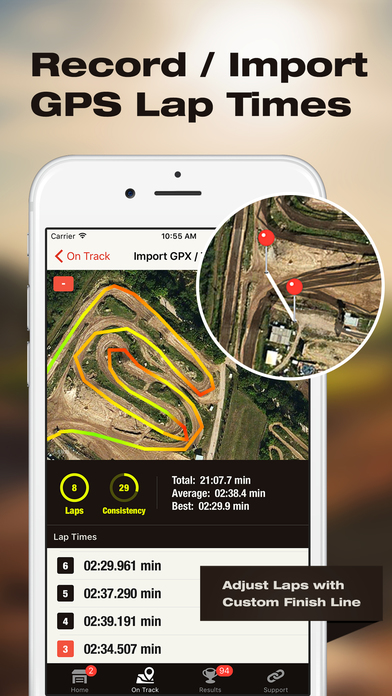 MX Buddy iPhone Screenshot 2