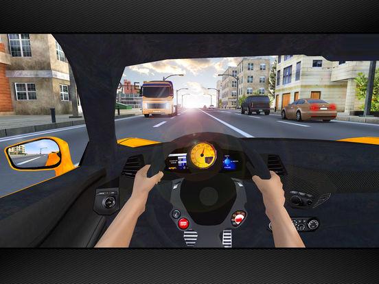 Racing in City 2 - Driving in Carscreeshot 2