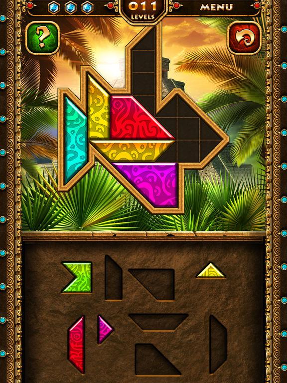 Скачать игру Montezuma Puzzle 2