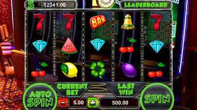 Screenshot 1 777 FRUIT CASINO — FREE Vegas SloTs Games