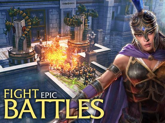 Olympus Rising screenshot 7
