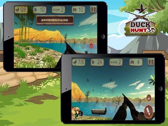 Duck Hunting 3D: Seasons 2017 Screenshots