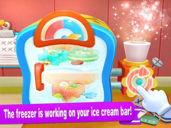Ice Cream Bar Factory iPad Screenshot 2