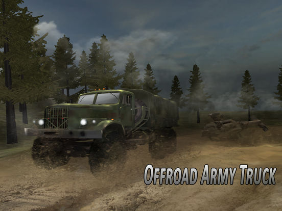 Army Truck Driver Simulator 3D Full screenshot 5