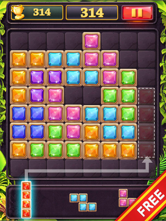 Block Puzzle Jewel! screenshot 7