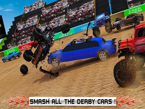 Xtreme Limo: Demolition Derby screenshot 9