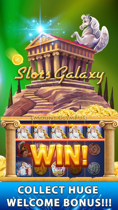 Slot galaxy hd cheats
