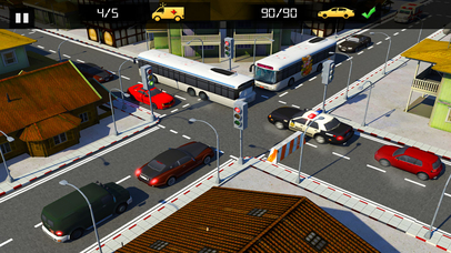 City Traffic Control Rush Hour Driving Simulator screenshot 4