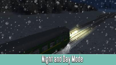 Russian Railway Train Simulator 3D Full screenshot 4