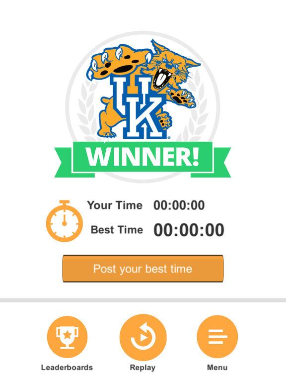 Kentucky Wildcats Sport Squares screenshot 10
