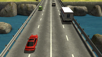 Screenshots of Traffic Racer for iPhone