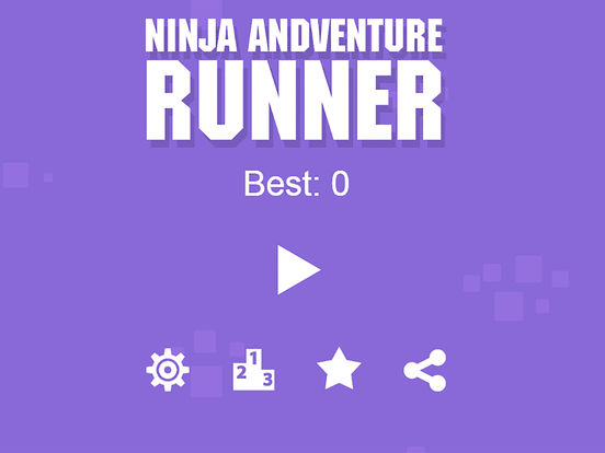 Ninja Adventure Runner Pro Screenshots