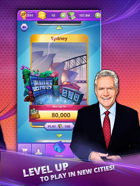 Jeopardy! World Tour screenshot 7