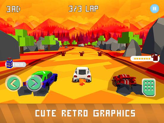 Horizon Blocky Racing Full screenshot 6