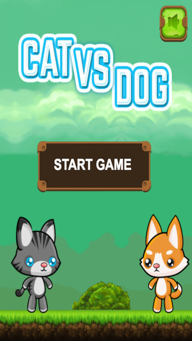 Cat Vs Dog Adventure screenshot 1