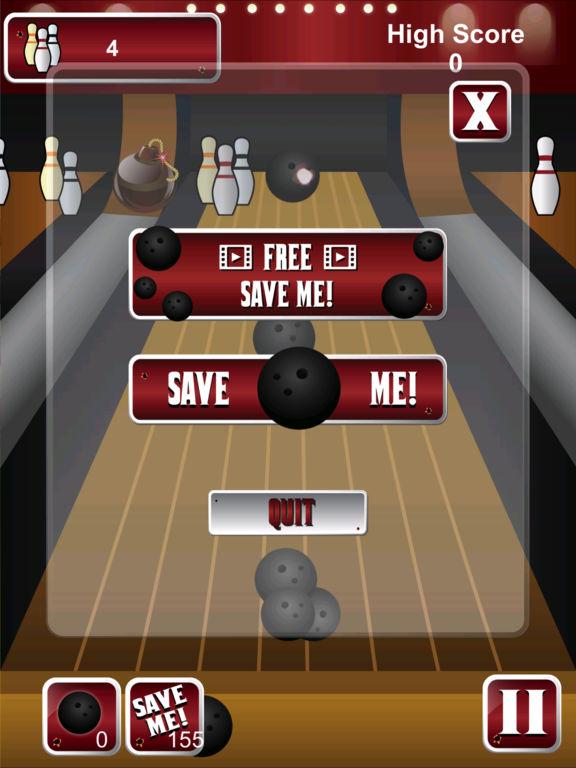 Kingpin Bowling Strikes Back Pro! screenshot 10