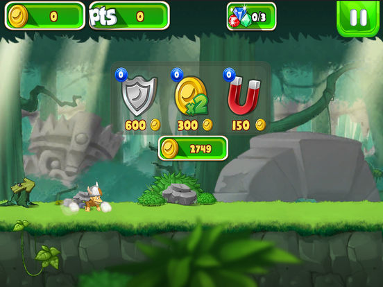 Jungle adventure screenshot 8