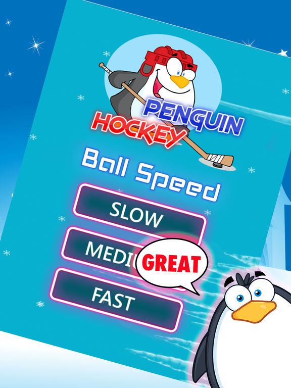 App Shopper Penguin Fight Glow Ice Hockey Shootout