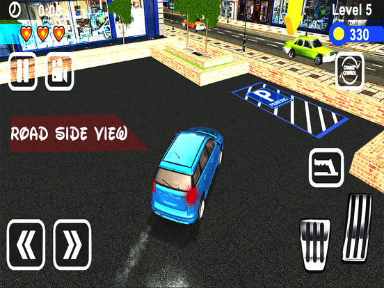 Super Car Parking Adventure Pro screenshot 10