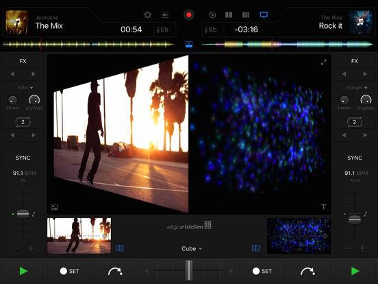 djay Pro Screenshots