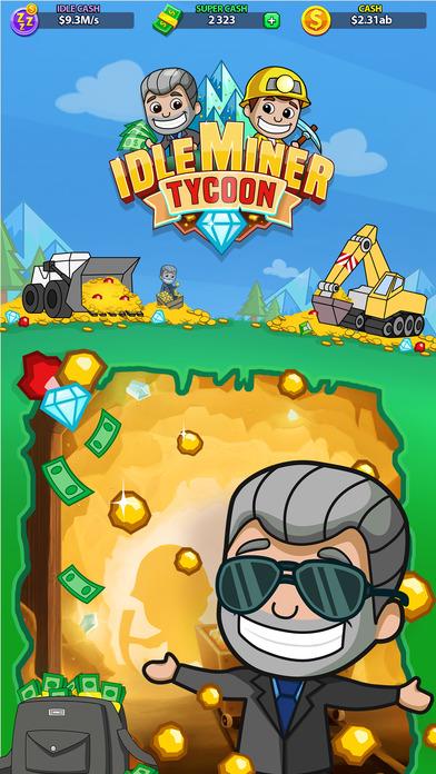 Ленивый магнат - Idle Miner Tycoon Screenshot