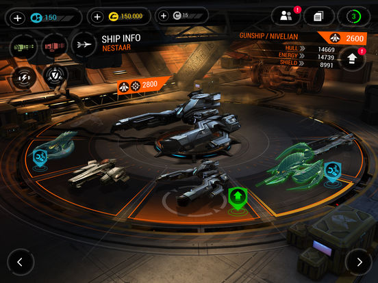 Galaxy on Fire 3 screenshot 9