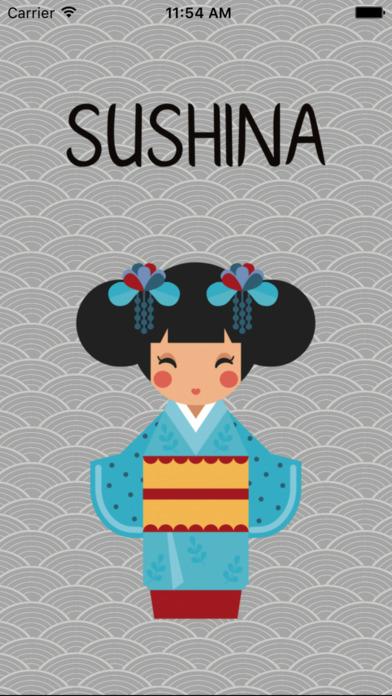 Sushina screenshot 1
