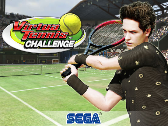 Virtua Tennis Challenge Screenshots